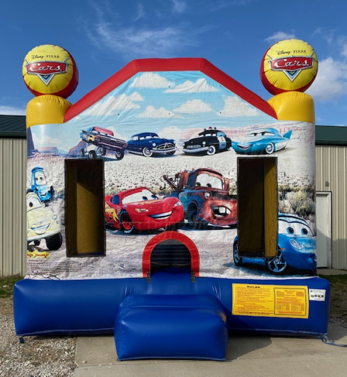 Cars Medium Bouncer