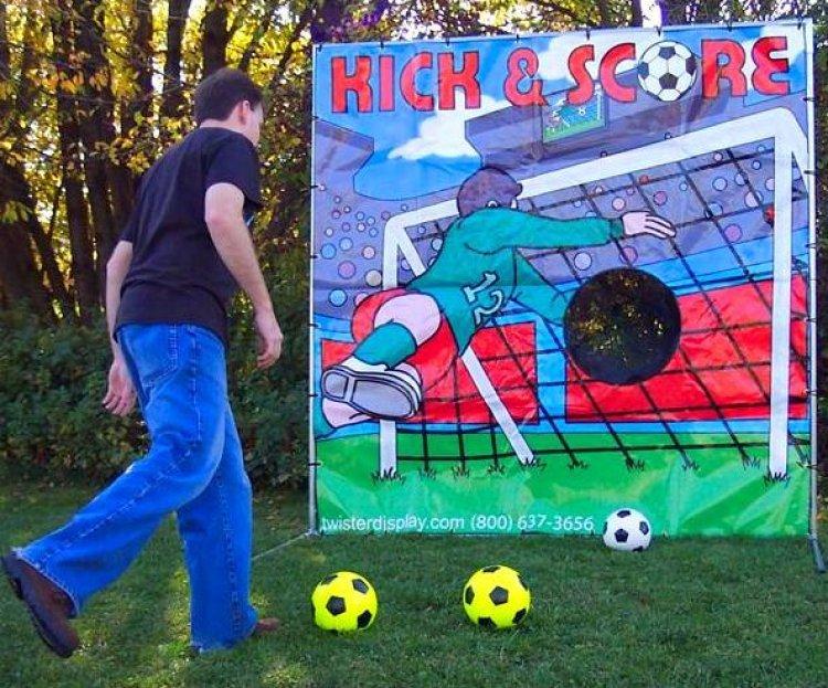 Kick & Score Soccer
