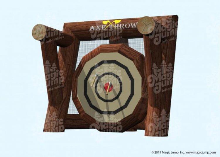 Axe Throwing Game