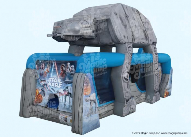Star Wars Bounce & Slide Combo