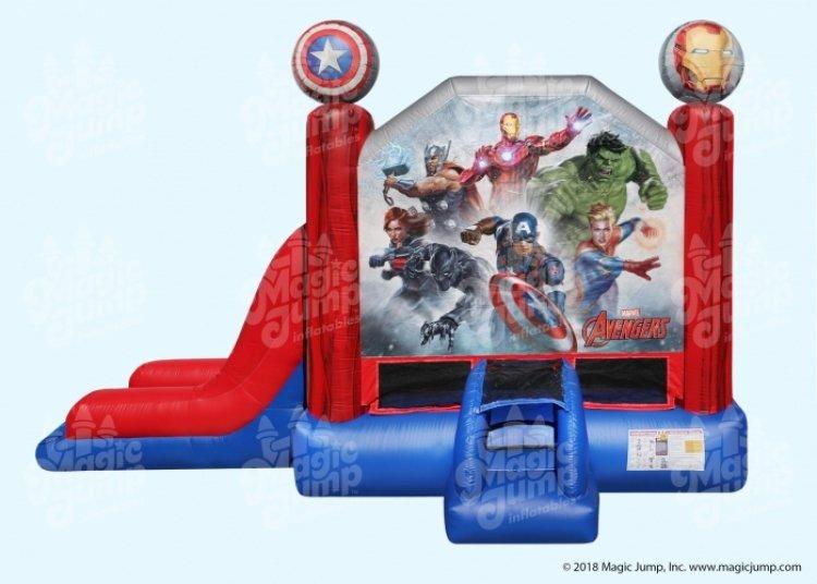 Avengers Combo (Dry)