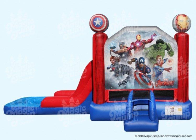 Avengers Combo w/ Pool