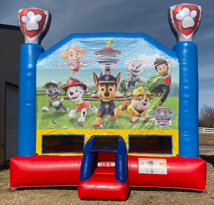 Paw Patrol Large Bounce House