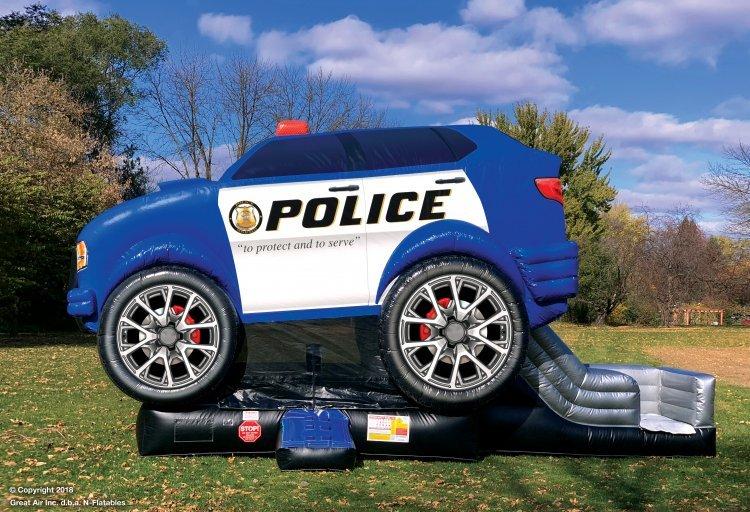 Police Cruiser Combo