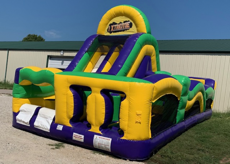 Xtreme Rush Obstacle Course