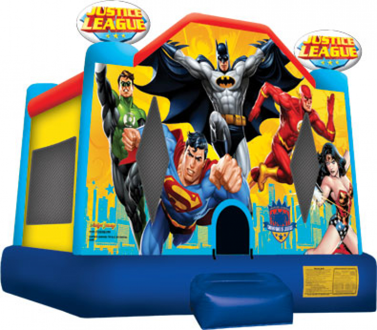 Justice League Large Bouncer