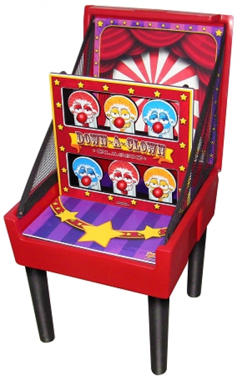 Down A Clown (case game)