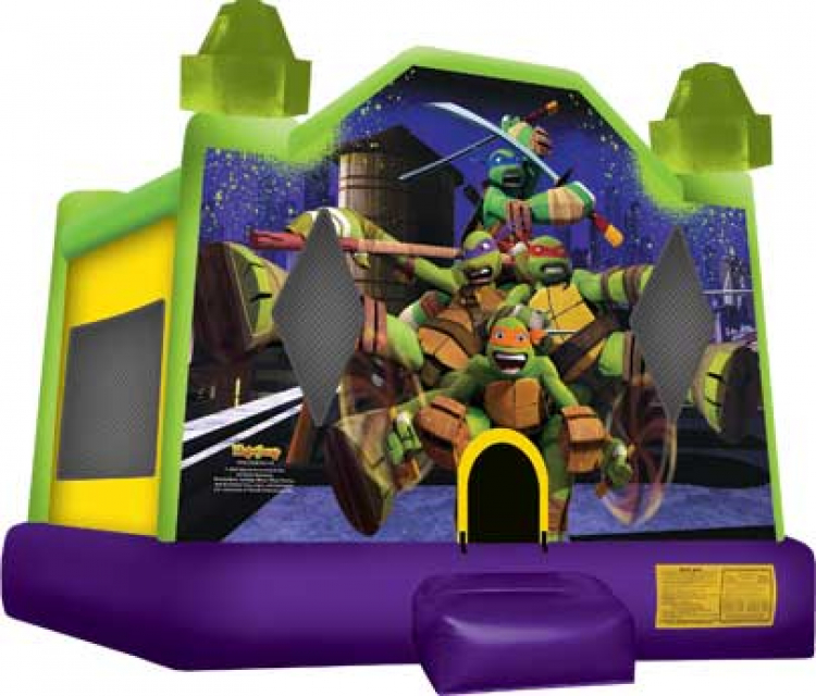 Teenage Mutant Ninja Turtles Large Bouncer