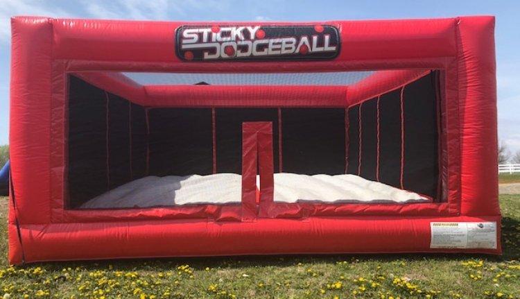 Sticky DodgeBall