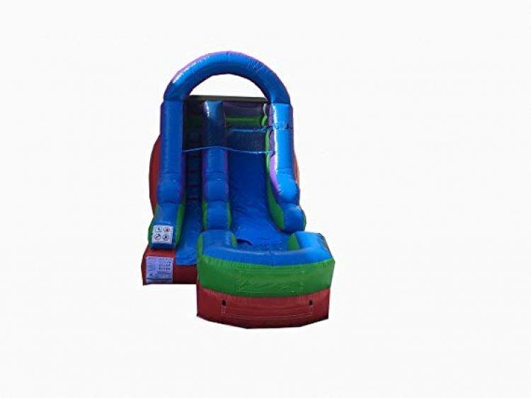 12ft Retro Slide (Dry)
