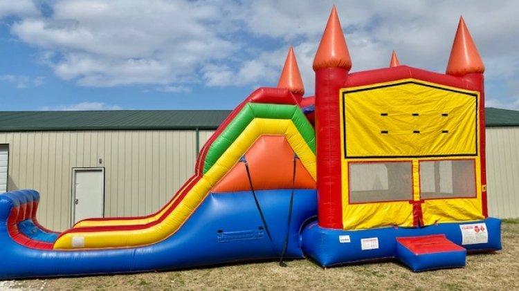 Jump & Slide