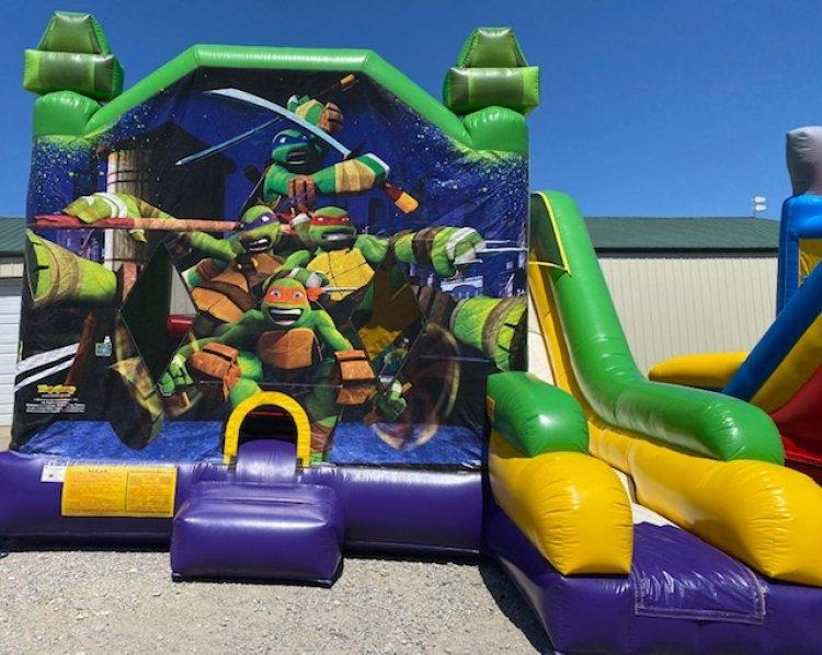 Teenage Mutant Ninja Turtles 7 in 1 Combo